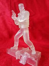 "Ghost in the shell BATOU Thermo optic camouflage / PVC SOLID Figure 3.8"" 9.5cm"