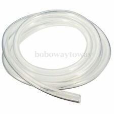 9.5x12.7mm 2M Transparent Computer PC Water Cooling Soft PVC Tube  2M approx New