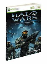Halo Wars: Prima Official Game Guide (Prima Official Game Guides), (Xbox 360)