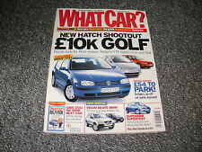 WHAT CAR ?   MAGAZINE  FEBRUARY   2003      ENGLISH MONTHLY