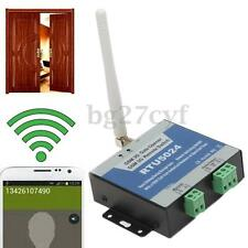 RTU5024 GSM Wireless Gate Opener Door Access Phone Remote Control Relay Switch