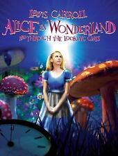 Alice in Wonderland and Through the Looking Glass Carroll, Lewis Books-Good Cond