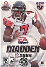 Madden NFL 2004 - PC EA Sports Video Game