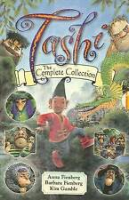 LIKE NEW TASHI THE COMPLETE COLLECTION 16 BOOK BOXED SET ANNA FIENBERG BARBARA