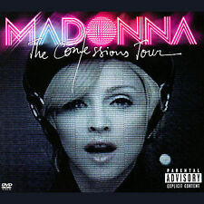 MADONNA - THE CONFESSIONS TOUR CD+DVD Deluxe Edition, Region: 1