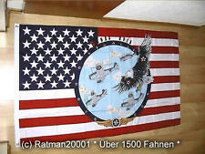 Fahnen Flagge US Winds Over - 90 x 150 cm