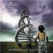 Funeral for a Friend - Memory And Humanity (+DVD, 2008)