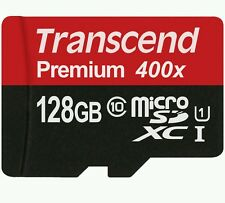 128GB MICRO SD MEMORY CARD CLASS 10 TRANS FLASH TF CARD