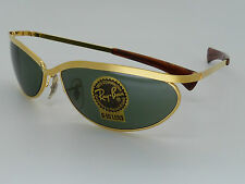 Ray Ban W1979 Olympian V Deluxe G15 Sunglasses Bausch & Lomb 60[]15 Vintage NOS