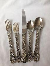 Vintage Godinger Silver Plated Serving Set -ornate 5pieces