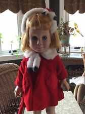 Vintage Chatty Cathy Prototype Doll With Original Tagged Outfit