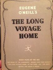 Eugene O'Neill's The Long Voyage Home- Modern Library HBDJ 1946