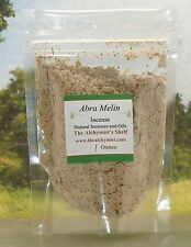 Abra Melin Incense Powder Special Wiccan Craft 1 oz Altar Ritual Spell Abamelin