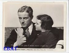 Phillips Holmes Sylvia Sidney VINTAGE Photo An American Tragedy