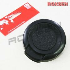 27mm Plastic Snap on Front Lens Cap Cover for DC SLR DSLR camera DV Leica Fuji