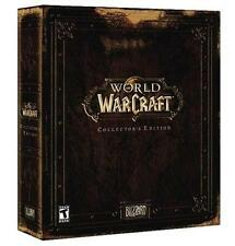 World of Warcraft - Classic Collectors Edition - Loot WoW Unused Vanilla + BOX