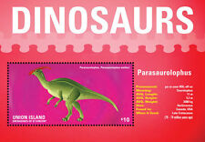Union Islands Grenadines of St. Vincent-2014-Prehistoric-Dinosaurs