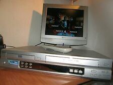 VIDEOREGISTRATORE LG DVS7800 DVD PLAYER VIDEO CASSETTE RECORDER+TELECOMANDO