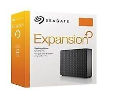 "4 TB Seagate Expansion USB External Hard Disk Drive 3.5"" with Power Adaptor"