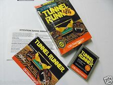 Atari 2600 Tunnel Runner Complete for the ATARI 2600 Video Game System #WVX77