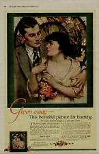 1917 WOODBURY'S JERGEN'S SOAP AD/SKIN YOU LOVE TO TOUCH - ARTISTS: NEYSA MC MEIN