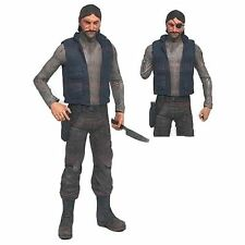 The Walking Dead Comic Book Series 2 Action Figure - The Governor LOOSE