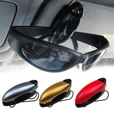 1 pc  Car Vehicle Holder Reading Eye Sunglasses Glasses Eyeglass Sun Clip Visor