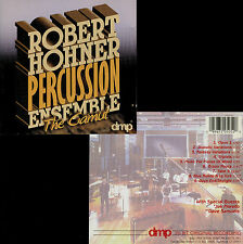 ROBERT HOHNER PERCUSSION ENSEMBLE  the gamut  / DMP