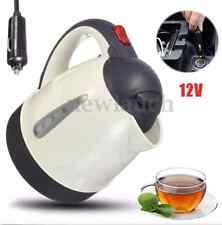 33.8 Oz.(1000ml) 12V Car-Truck-Boat Water Heater Warmer Pot Coffee-Tea-Soup