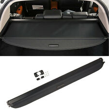 Retractable Rear Trunk Cargo Shade Cover Shield for Honda Vezel 2014-16-Black