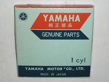 YAMAHA NOS - PISTON RINGS - DT2-3 - DT250 - 2nd - 1972-75 - 438-11610-20
