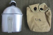 WWII US M1942 COVER & CANTEEN,CUP & COMBO LOT