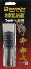 Squirrel Call - Quaker Boy Scolder - Easy To Use - 1 Hand Use - Made in USA