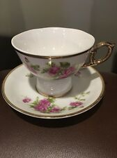"Vtg Westland Musical Porcelain Teacup ""Tea for Two"" Made In Japan"