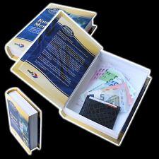 Buchsafe Buch Geldkassette Safe Tresor Buchtresor Geheimfach Buchattrappe NEU