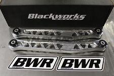 Blackworks BWR Rear Lower Control Arms LCA 94-97 Honda Accord POLISHED