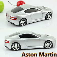 UK 2.4GHz Cordless 3D 1600DPI Aston Martin Car Usb Optical Wireless Gaming Mouse