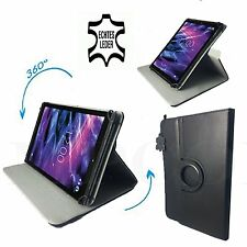 9,7 zoll Leder Tablet PC Komodo android 4,1 Tablette Etui - 360° Rind Echtleder
