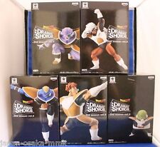 Dragon Ball Z Dramatic Showcase Ginyu Force Figure 2dn season 5 set Banpresto