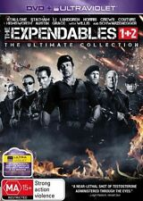 The Expendables 1 & 2 - DVDs Region 4