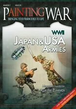 Designs & Edits WxW Co. - Painting War - WWII Japan & USA
