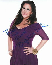 ANGELICA VALE.. Internationally Acclaimed Actress / Singer - SIGNED