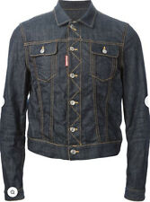 DSquared2 MEN Brand New Jean Jacket IT Sz 48 100% Authentic Original Price $640