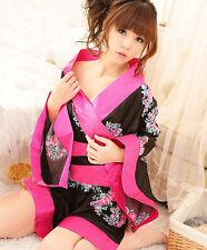 Kimono Cosplay Underwear Sexy Lingerie Dress Sleepwear Women's Stage clothes