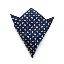 Men's Suit Pocket Towel Hanky Wedding Silk Polyester Pocket Handkerchiefs 7#