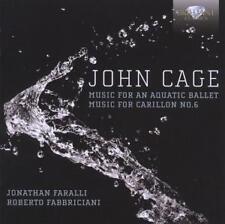 Fabbriciani,Roberto/Faralli,Jonathan - Cage: Music for Aquatic Ballet/Music for