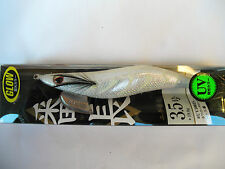 EVERGREEN EGI BANCHO #3.5/19g WHITE GLOW SHRIMP / UV COLOR squid jig egi