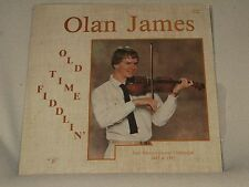 Olan James Old Time Fiddlin' 1983 Goldust Records # LPS-191 Sealed LP No Cutouts