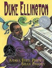 Duke Ellington: The Piano Prince and His Orchestra Caldecott Honor Book)