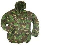 British Army Surplus SAS Windproof Camo DPM Smock Combat Camouflage Jacket -NEW